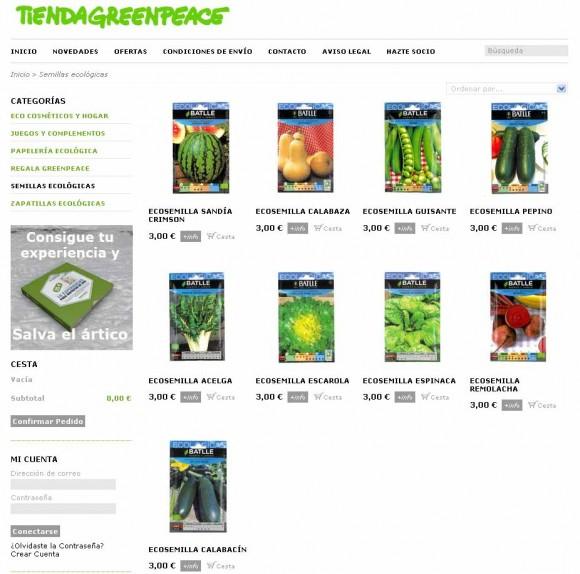 Greenpeace y la semilla de la desinformación