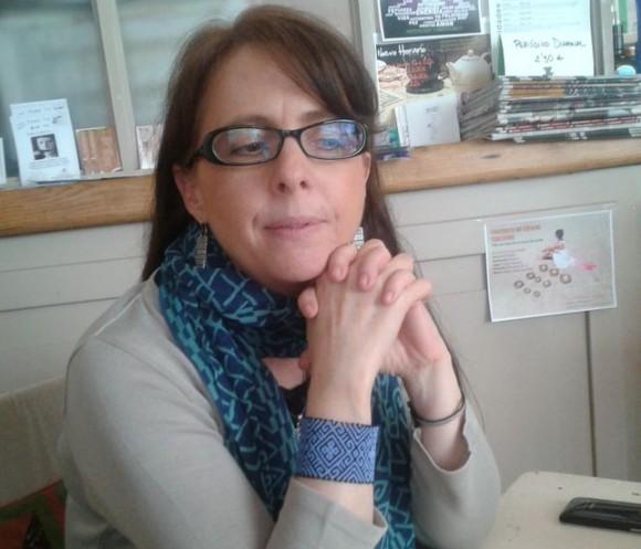 La doctora en genética molecular, Elena Álvarez-Buylla, crítica con los transgénicos.
