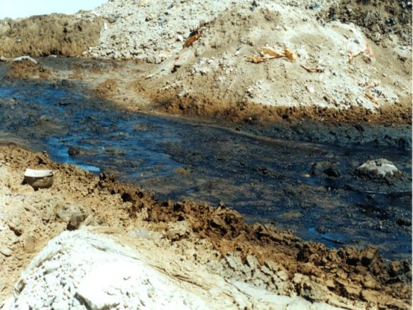 Contaminacion metales pesados