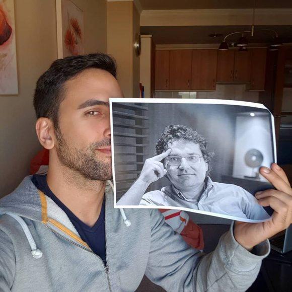 """Entrevista con Álex Fidalgo en """"lo que tú digas"""""""