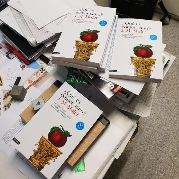Club de lectura de ¿Qué es comer sano?