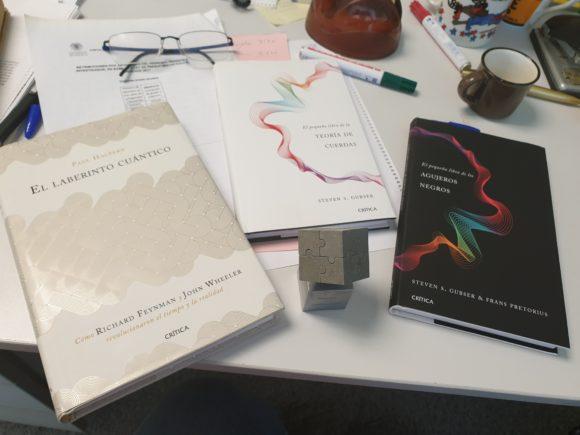 Reseñas de libros de física (II)