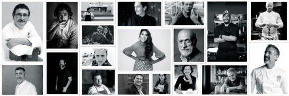 """Los héroes y villanos de la cocina, en """"diálogos de cocina"""""""