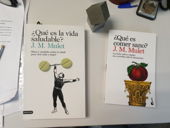 """Entrevista con Manuel Seara en """"A Hombros de Gigantes"""""""