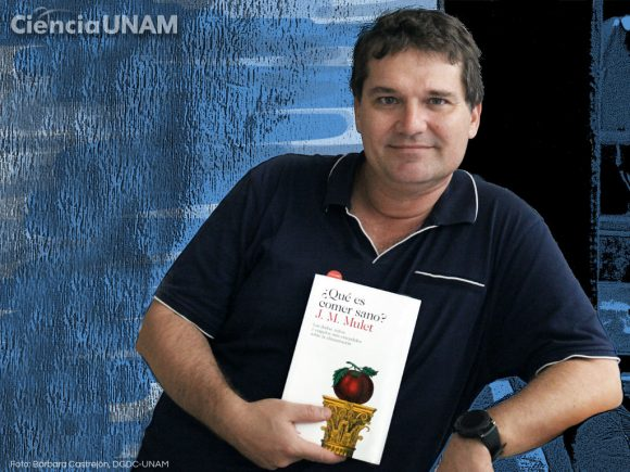 Entrevista en CienciaUNAM