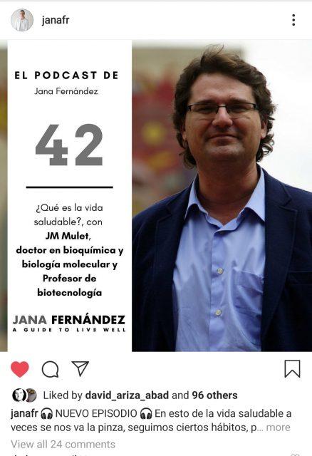 Entrevista con Jana Fernández