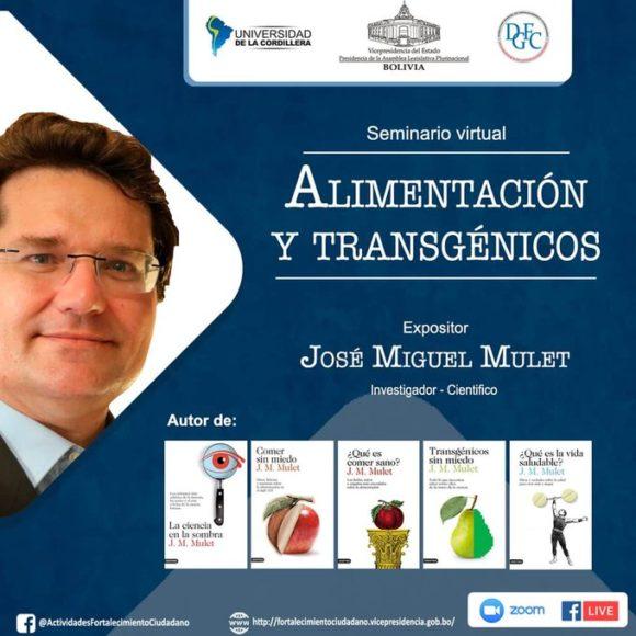 Transgénicos y alimentación